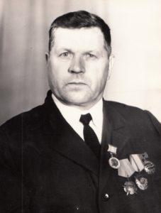Сологуб Сергей Моисеевич с. Большемитькино